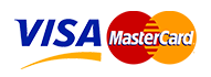 Betaling via Creditcard (Visa/MasterCard) - All-In Sport