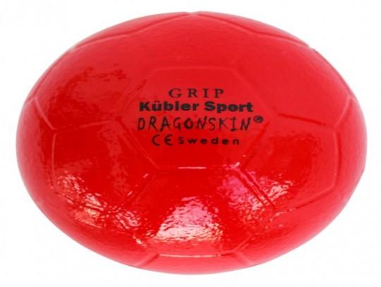 All-In Sport: Schuimstofbal met speciale, extreem gripvaste extra coating, waardoor het makkelijker wordt om te vangen en gooien. Ideale bal voor jonge...