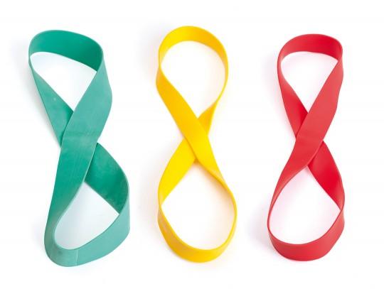 All-In Sport: De Rubberband is het kleine en effectieve trainingsartikel en wordt speciaal bij weerstandstraining ingezet. Vele verschillende spieren w...