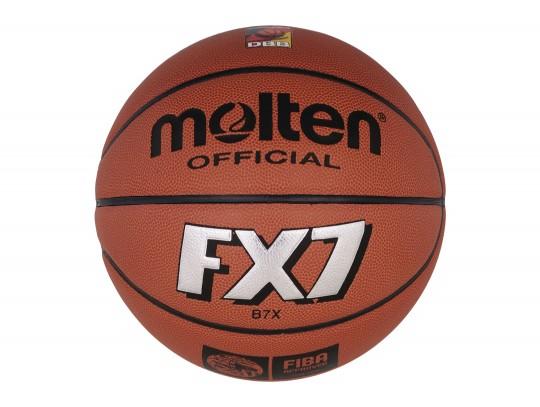 All-In Sport: <b>Molten Basketball FX7 - Wettkampf-Basketball mit FIBA approved Zertifizierung</b><br /><br /><b>Der Molten Basketball FX7 ist ein hoch...