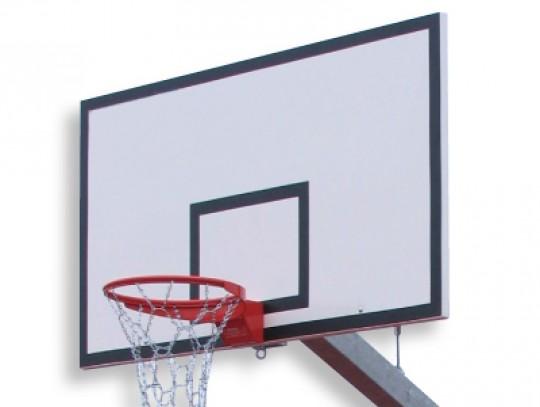 All-In Sport: <p></p> <p></p> <p>Basketbal doel Board voor het buitengebruik van weer en weerbestendig polyester met een stabiliserende f...