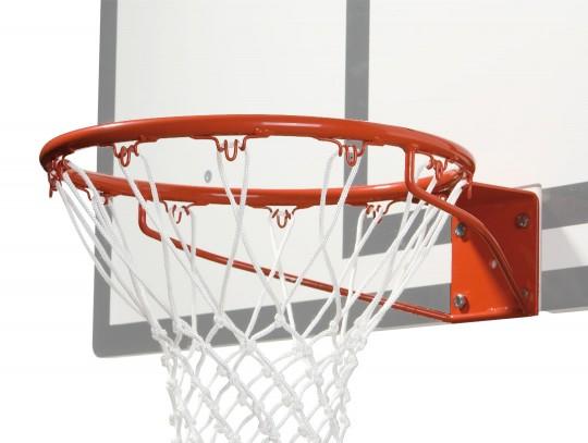 All-In Sport: Volgens internationaal voorschrift en DIN, epoxy gelakt (kleur volgens voorschrift), te monteren aan een basketbalbord of te steken in ee...