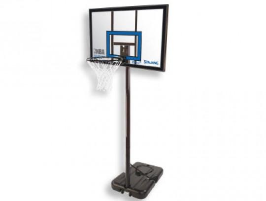 All-In Sport: Streetball-installatie met ca. 107 cm breed bord van doorzichtig acryl. De stabiele bordstrips garanderen een lange levensduur en veiligh...
