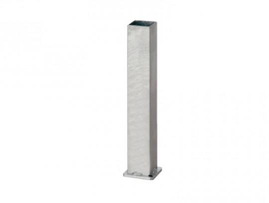 All-In Sport: In de vloer, geschikt voor palen 40 x 40 mm, insteekdiepte 30 cm.