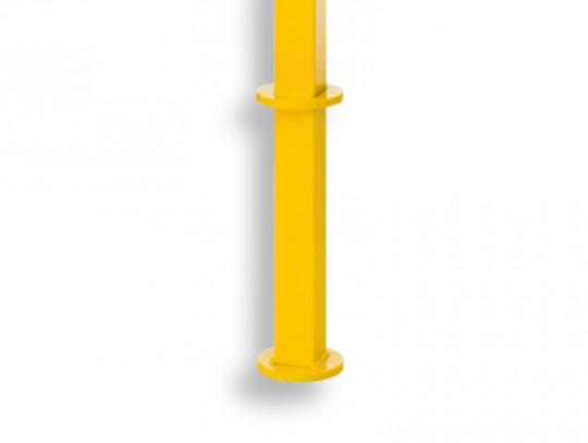 All-In Sport: für Badminton-Säule/Faustballständer, passend für vorhandene Bodenhülsen (bitte Maße der Bodenhülsen angeben).