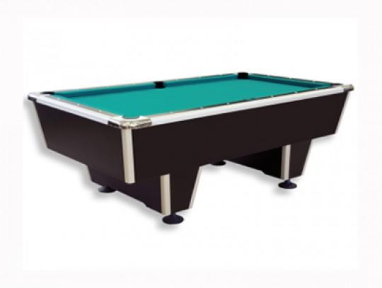 All-In Sport: Het biljart ORLANDO is een zeer robuuste tafel, speciaal voor scholen, jeugdinrichtingen en sportfaciliteiten. De speciale speelplaat van...