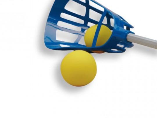 All-In Sport: Van zacht kunststof, Ø 65 mm.