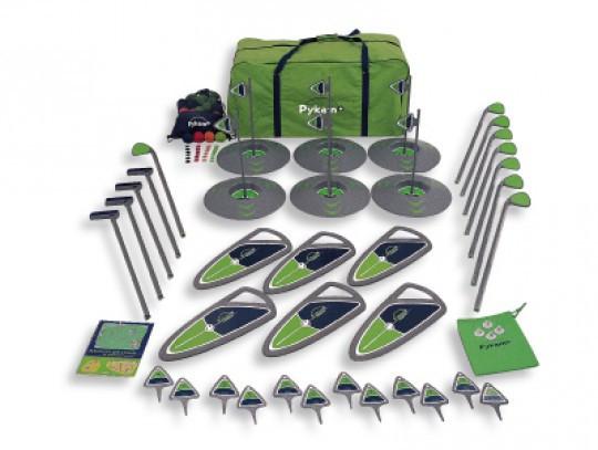 All-In Sport: <p>De school van de Pykamo die golf voor groepen tot 12 spelers instellen kan spelen op hetzelfde moment. Kwalitatief hoogwaardige en vee...