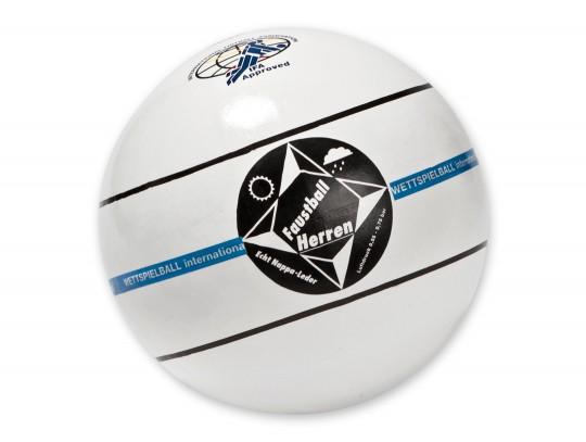 All-In Sport: aus Nappaleder, abriebfeste Spezialbeschichtung. Wasserfest, Tennisballschnitt, IFV zugelassen.