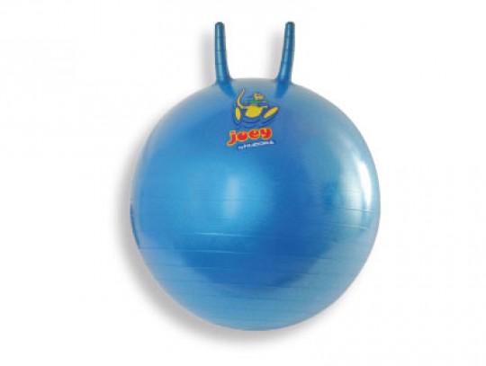 All-In Sport: Super speelartikel, gegoten uitvoering van onklapbaar safety-PVC, met 2 handvaten.<br />- Doorsnede: 55 cm<br />- Gewicht: 800 gram<br />...