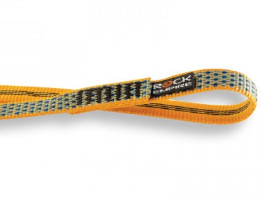 All-In Sport: Bandlus van 16 mm, polyamidefibre, treksterkte: 22 kn.