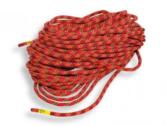 All-In Sport: Klassiek en betrouwbaar enkelvoudig touw met aangename handling. Voor sport- en topropeklimmen en geschikt voor binnengebruik. Doorsnede ...