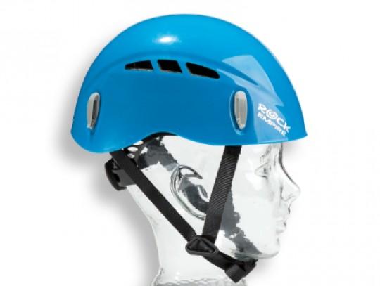 All-In Sport: Der ideale Kletterhelm mit guter Belüftung und einem sehr einfachen Verschlusssystem. Der Helm ist sehr leicht und für den Kopfumfang 53-...