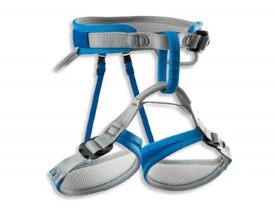 All-In Sport: Voll verstellbar, mit anatomisch geschnittener Polsterung. Für Hüfteumfang: 44-66 cm und Oberschenkelumfang: 37-49 cm.