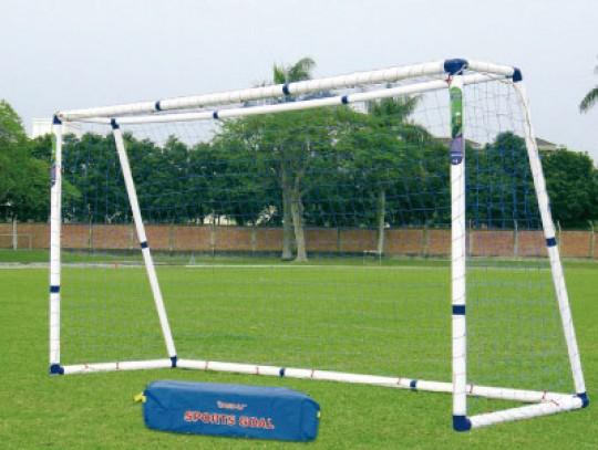 All-In Sport: Het voetbaldoel voor kinderen en jongeren van alle leeftijdscategorieën. Bouwpakket voor doelmaten 3,66 x 1,83 meter of 2,44 x 1,83 meter...