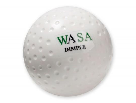 All-In Sport: GT dimple matchbal. Hoogwaardige wedstrijdbal voor veldhockey. Ø ca. 7 cm, gewicht ca. 160 gram.