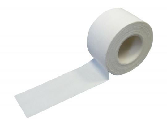 All-In Sport: Aus Baumwolle mit Zinkoxyd-Kleber, unelastisch, sehr zugfest, atmungsaktiv, gut abreissbar, wasserabweisend. Rolle 3,8 cm breit und 9,20 ...