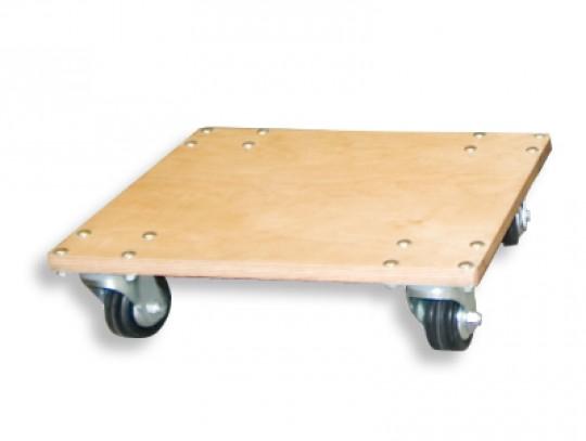 All-In Sport: Voor het eenvoudig transporten van badmintoncourts.