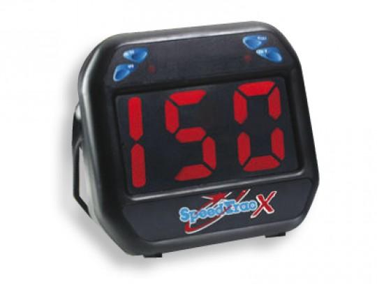All-In Sport: Snelheidsmeetbereik tot 199 km/u Hoekmeting: 40 graden breedte, 60 graden hoogte voor aanvliegende ballen Robuuste behuizing 16,5 x 17,8 ...