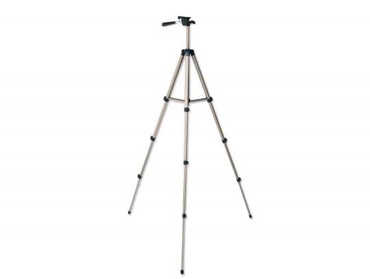 All-In Sport: Het 3-pootsstatief is de ideale aanvulling voor de Multi Sport Radar (D7941).<br />3D-neiging maakt een perfecte uitlijning mogelijk. In ...