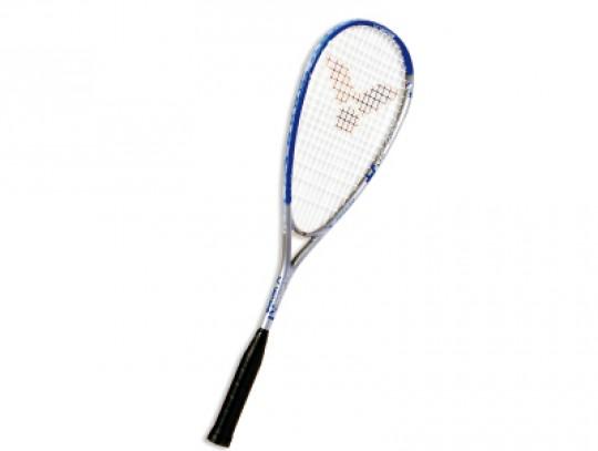 All-In Sport: Allroundracket van Victor van fused-graphite voor starters en gevorderden. Duurzaam, robuust en betrouwbaar. Heart-bladvorm, framegewicht...