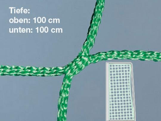 All-In Sport: Jeugdvoetbaldoelnetten PP 4 mm groen