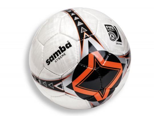 All-In Sport: Topkwaliteit wedstrijdbal. Hightech-PU-Microvezel-materiaal. Extreem waterafstotend, exacte stuit- en vluchteigenschappen. Deze bal voldo...