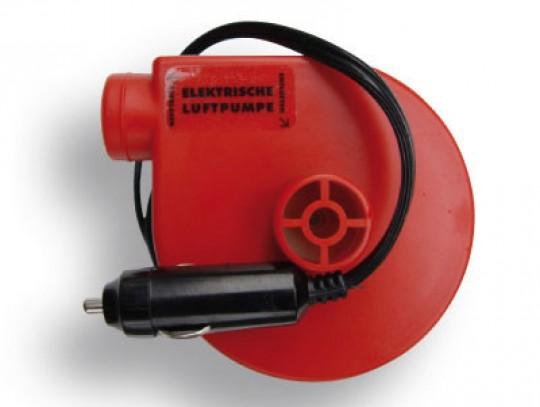 All-In Sport: <b>Air-Body Spezialkompressor mit 12-Volt-Anschluss</b><br /><br /><b>Für den flexiblen Einsatz Ihres Air-Body.</b><br />Mit diesem Spezi...