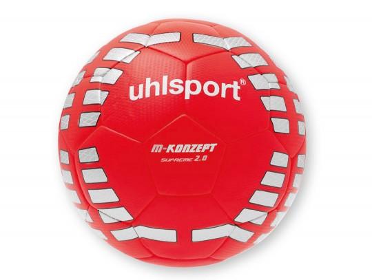 All-In Sport: Wedstrijd- en trainingsbal met 32-panels-constructie. De naadloos thermisch verlijmde oppervlaktestructuur zorgt voor zeer goede speel- e...