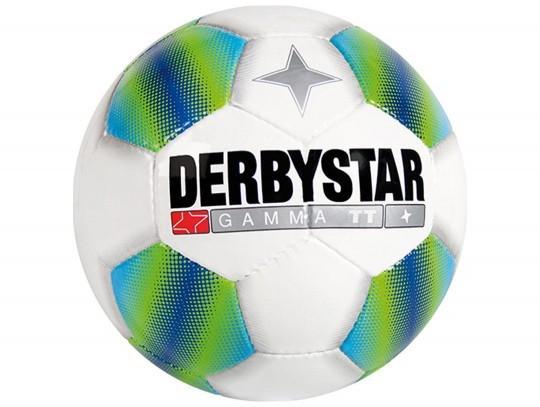 All-In Sport: FAIRTRADE-trainingsvoetbal met optimale speeleigenschappen. Slijtvast, waterafstotend en met 7-vleugels binnenbal. Ideaal voor gras en al...