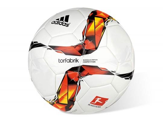 All-In Sport: Wedstrijdbal met het design van de 2015/2016 OMB. Uitstekende kwaliteit vanwege naadloos oppervlak met verlijmde panels van 100% polyuret...