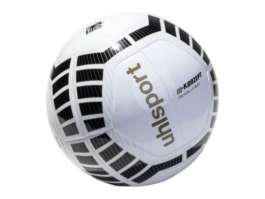 All-In Sport: Nieuw ontwikkelde top-wedstrijdbal met 22-panels constructie en naadloze oppervlaktestructuur (thermisch verlijmd). Zeer goede speeleigen...