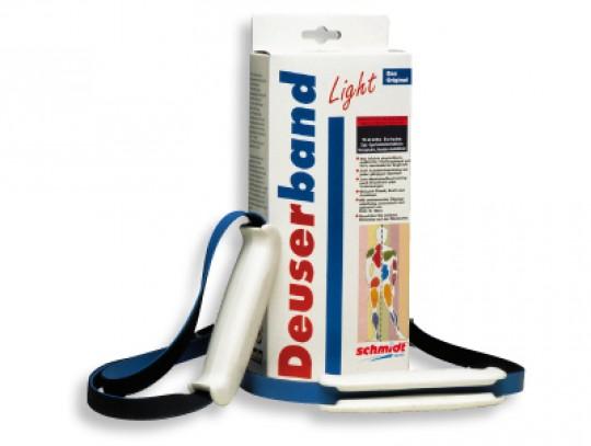 All-In Sport: Eindloze rubberband, van hoogelastisch rubber, met oefeninstructie. De Deuserband met 40% verminderde trekkracht. Gebruiksmogelijkheden l...