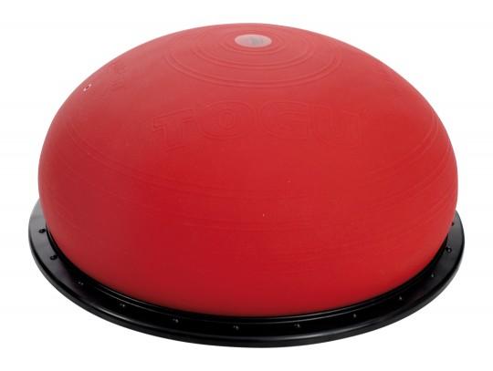 All-In Sport: Het multifunctionele trainingsartikel! De Togu Jumper is een luchtgevulde trampoline-bal en biedt een veelvoud aan oefenmogelijkheden voo...