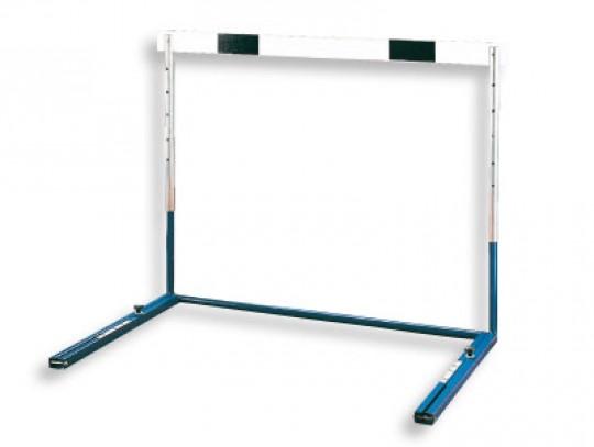 All-In Sport: Robuuste stalen buisconstructie, hoogte instelling m.b.v. veiligheids-drukveren. Verstelling van het contragewicht in de staanders. <br /...