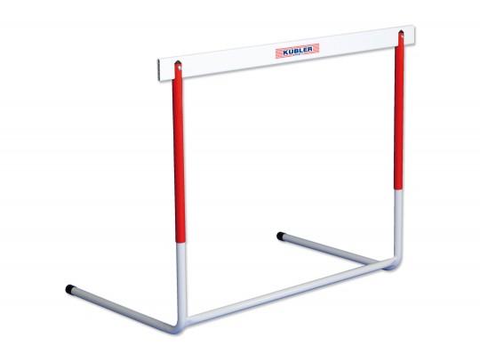 All-In Sport: Voordelige en robuuste trainingshorde voor scholen en verenigingen. Bodemframe van gebogen, epoxy gelakt staal met geïntegreerde, vaste c...