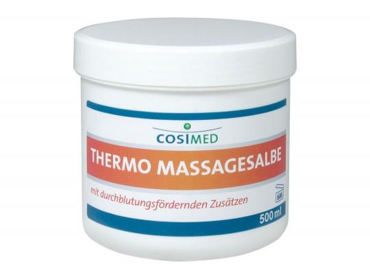 All-In Sport: Bei der intensiven Massage mit der cosiMed Thermo Massagesalbe wird durch die Kombination mit durchblutungsfördernden Bestandteile eine w...