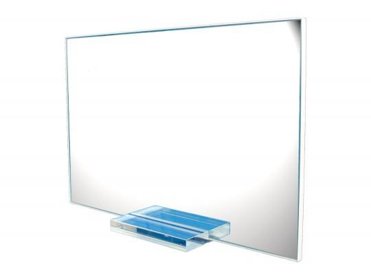 All-In Sport: Bei dem Spiegelsystem Move wird der Patient vor den Spiegel gesetzt und dabei wird die kranke oder amputierte Hand oder der kranke Fuß vo...