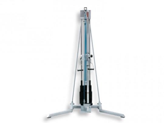 All-In Sport: Der Seilzugapparat ist ein Trainingsgerät für das Explosivkrafttraining.<br /><br />Der qualitativ sehr hochwertige Vertikalzugapparat is...