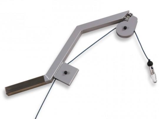 All-In Sport: Zum Nachrüsten der Seilzugapparate um Übungen auch vertikal ausführen zu können.