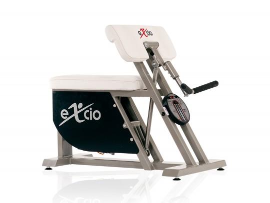 All-In Sport: Dit toestel bewerkstelligd een buig- en strekbeweging van de armen. De trainingsprikkel is dubbel-concentrisch en traint agonistische en ...