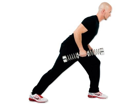 All-In Sport: De klassieke korte halter is uitermate geschikt voor de individuele arm-, schouder- en romptraining. Met de lange halterstang kunt u veel...