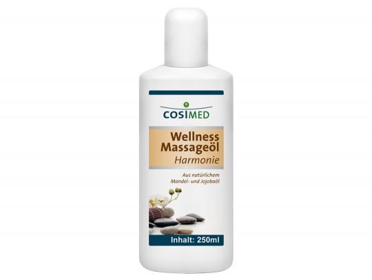 All-In Sport: Das CosiMed Wellness Massageöl Harmonie ist eine Mischung aus den natürlichen und reichhaltigen Basisölen Mandel- und Jojobaöl und den na...