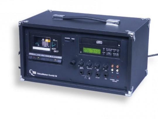 All-In Sport: Optimaal voor het gebruik in kleine ruimtes tot ca. 75 m2. Stereo-activebox met MP3/CD-speler, USB- en cassetterecorder. MP3's kunnen dir...