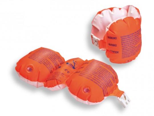 All-In Sport: Nieuwe en hoogwaardige zwemmanchetten met gepatenteerde snelsluiters voor simpel aanbrengen. Geschikt voor kinderen van 15-60 kg.