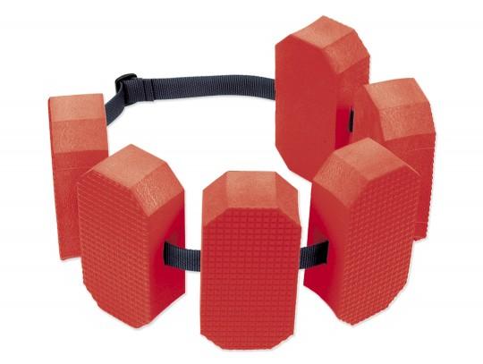 All-In Sport: 6-bloks zwemgordel voor 30-60 kg lichaamsgewicht met verstelbare band met snelsluiter. Gecertificeerd volgens EN 13138 1:2008