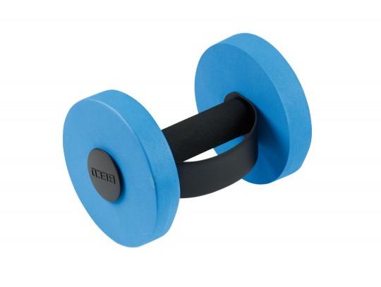 All-In Sport: De ideale halters voor het gebruik in het water bij de aquafitness. Met behulp van de gripbanden ontstaat een vaste grip zodat ze niet ui...