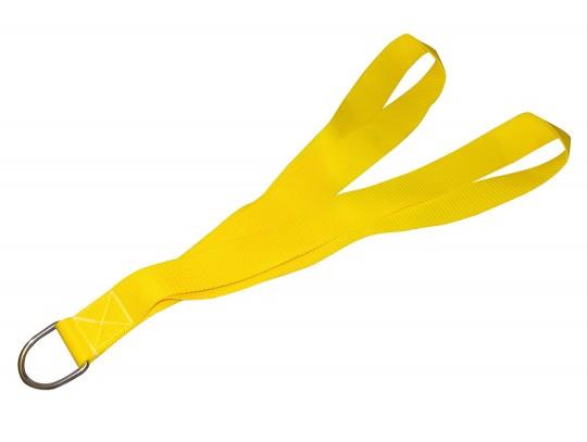 All-In Sport: De DLRG-reddingsband is verstelbaar en geschikt voor alle lengtes. Met de reddingsband beveiligd u de redder tijdens een reddingsactie. H...