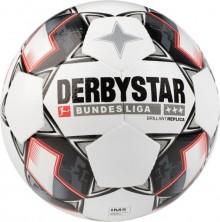 All-In Sport: Een replica van de wedstrijd bal van de Bundesliga. De replica Bundesliga Derby star ball is een kwalitatief hoogwaardige opleiding ba...