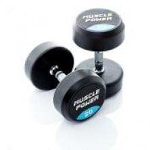 All-In Sport: <p>Ronde Dumbbellset: 12-20 kg.</p> <p></p> <p>Een uitgebreide dumbbell set biedt iedereen de mogelijkheid om het lichaam van een...